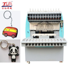 Plastic Key chain Dropping Equipment