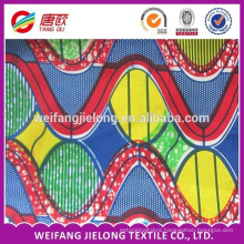 latest design african prints veritable real wax fabric