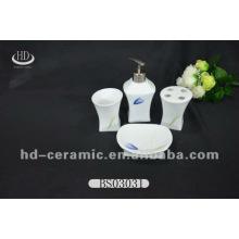 4pcs ceramic bath gift set