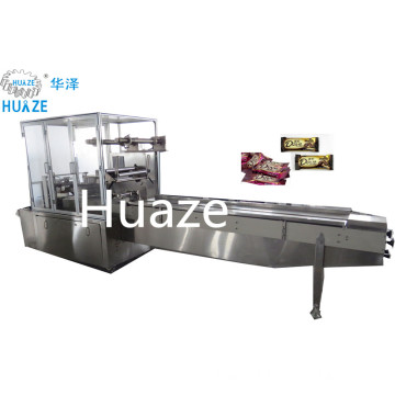 High speed fully automatic pillow packing machine
