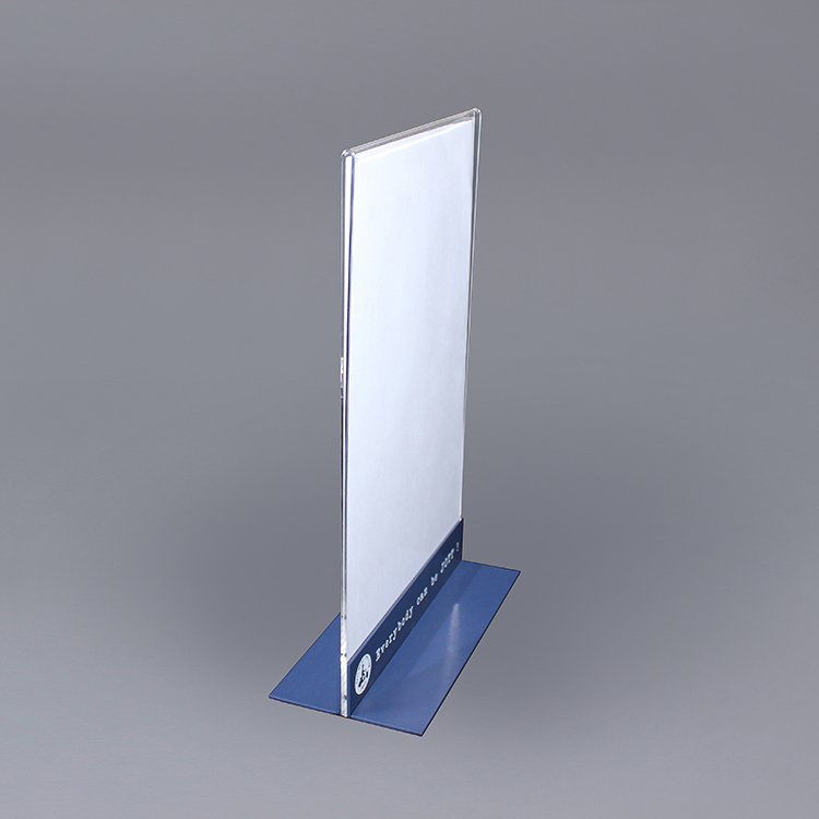 Clear Table Top Display Stands