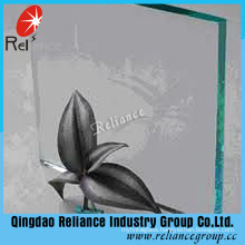 1mm 1.3mm 1.4mm 1.5mm Photo Frame Clear Sheet Glass (temperable, can be curved)