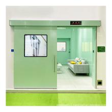 Automatic Hospital Hermetic Door Hermetically Sealed Sliding Door for Clean Room