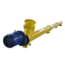 Transportador de Parafuso para Transporte de Cimento ou Cinza