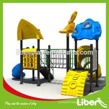Steel,Plastic,Galvanized,Aluminium Material and Amusement Park,Outdoor Playground equipment Type School Playground LE.FF.010