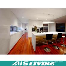 High Gloss Lacquer Modular Wooden Kitchen Cabinet Furniture (AIS-K368)