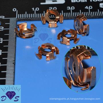 Fabricação profissional de peças de metal de precisão