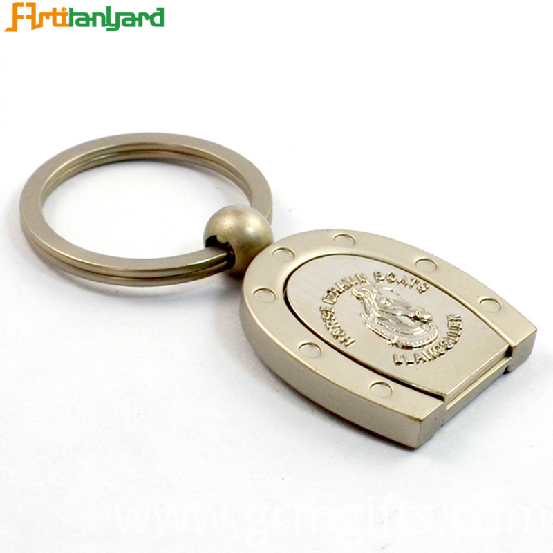 Metal Keychains Customized