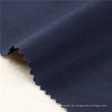 104gsm 50 * 50 / 152x80 Baumwolle Poplin Dunkelblauen Stoff Herren Büro Shirt Stoff Hause gewebt Kleidungsstück Stoff