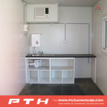 Prefabricated Container Modular Kitchen with High Quality