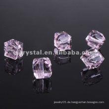Shamballa quadratische Perlen für Armbänder