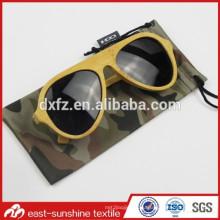 Камуфляжная цифровая футляр из микрофибры для солнцезащитных очков