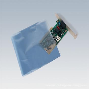 Transparente elektrische Komponenten Heißsiegelbare Verpackungsfolie