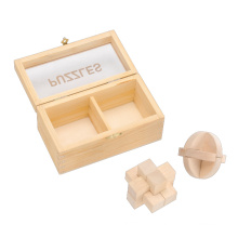 Wooden Chessboard Game Chess Game (CB1064-1)