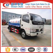 DFAC 5000L capacity water tank truck price