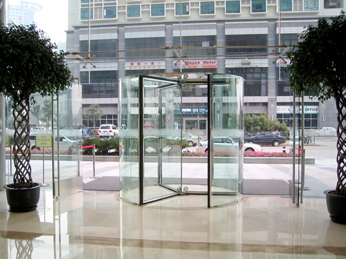 Multiple Switches for Ningbo GDoor All Glass Revolving Doors