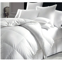 Duck Feather Duvet with Duck Down Filling in Comforter Quilt (DPF1081)