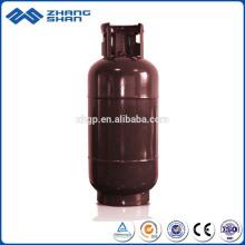 Nahtlose Stahl-19KG Gasflasche für Ghana