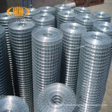 1.65mm 2mm 2.5mm 3mm 4mm galvanized welded wire mesh roll