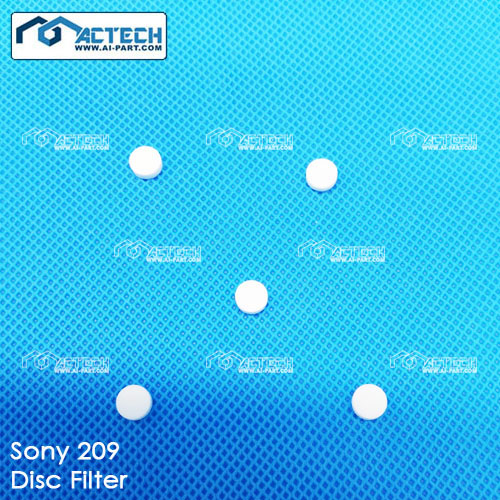 Sony 209 Disc Filter
