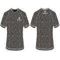 2017 de alta calidad precio barato camiseta impresión personalizada
