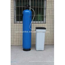 Sistema de ablandamiento de agua Ck-Sf-1000L para tratamiento de agua y filtración de agua