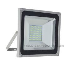 100W refrescan la lámpara al aire libre AC 220V-240V IP65 del reflector del blanco SMD LED