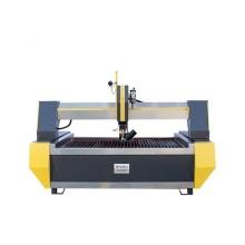 Máquina de corte a jato de água CNC de 5 eixos AB de alta pressão