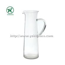 Очистить одностенный стеклянный чайник от SGS (8 * 8.5 * 26.5)