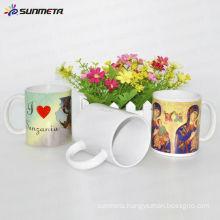 Blank sublimation mugs wholesale yiwu factory
