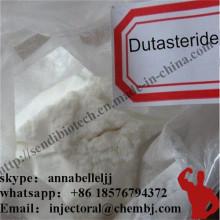 Matière première pharmaceutique Dutasteride Avodart pour perte de cheveux CAS 164656-23-9