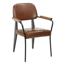 Cadeira de ferro fezes lazer cadeira Minimanlist