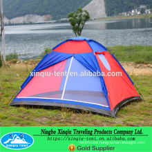 3-4 man outdoor camping easy dome tent