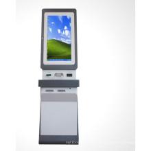Kiosque de la publicité de kiosque d'écran tactile de 32 pouces