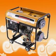WA6000DG / DGE 6kw Dieselgenerator