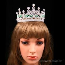 Nuevas tiaras y corona de la boda de la novia de la alta calidad que vienen