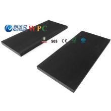 100 * 9mm WPC Holz Kunststoff Verbundzaun Panels