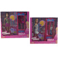 """Fashiontoy 11.5"""" Doll with Wardrobe Play Set 2 Assted (H8726053)"""