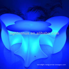 China Manufactuer led chairs and tables for bars