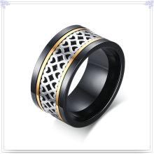 Accesorios de moda Anillo de moda de joyería de acero inoxidable (SR783)