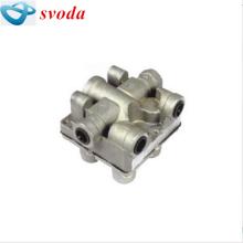 Terex dumper 4 way protection valve,four circuit protection valve,return valve15041313