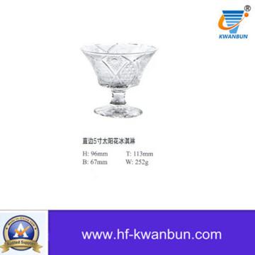 Мороженое Чаша Стеклянная миска Стеклянная посуда Кухонная посуда Kb-Hn01216