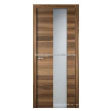 Ventana y puerta flushd chapado diseñada modificada para requisitos particulares