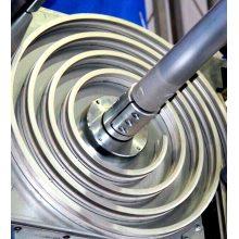 Aluminum Alloy Spiral High Speed Door