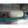 FRP septic tank winding machine for water filter system with low price