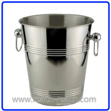 Stainless Steel Beer Ice Bucket (R-IC0122)