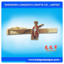 Custom Men's Jewelry Wholesale Tie Bar Metal Tie Clip