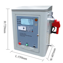 factory direct sale manual fuel dispenser with fuel dispenser price
