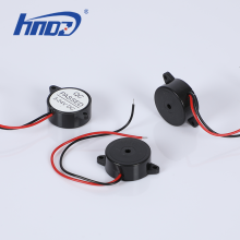 Piezo-Summer HND-2310E 23 x 10 mm 12 V DC 85 dB