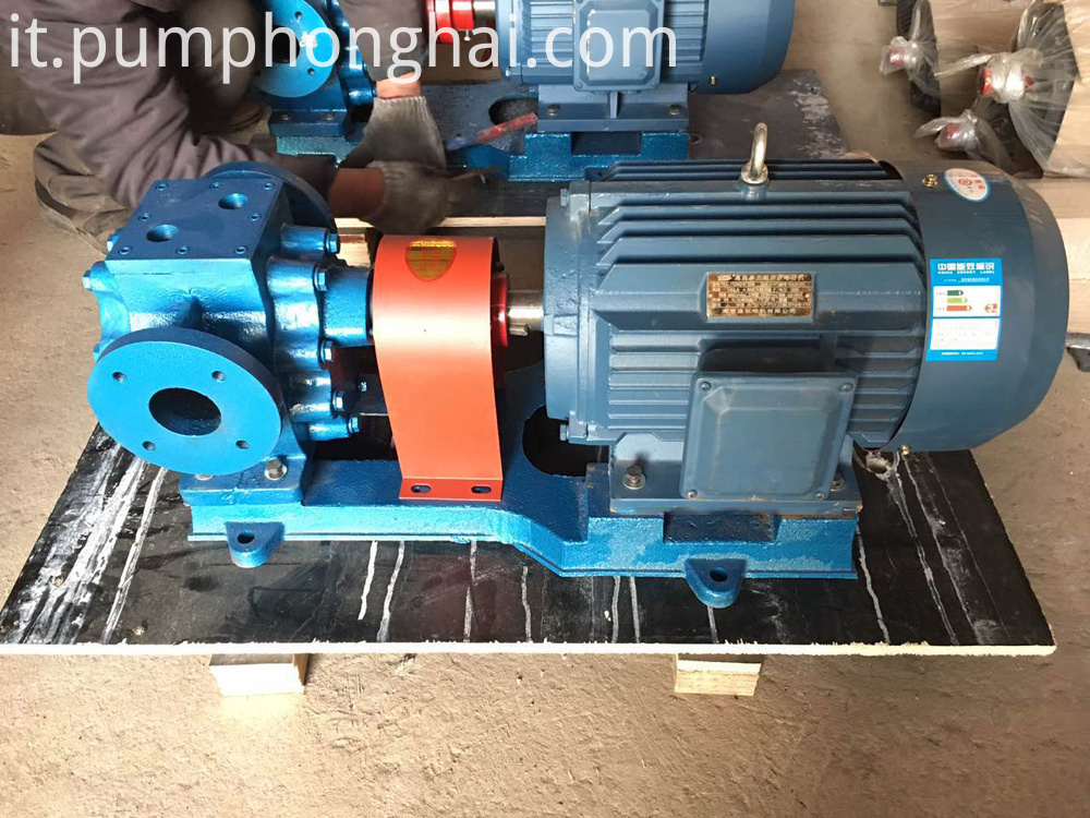 Asphalt Transfer Pump